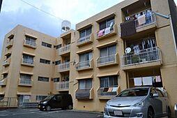 大阪府枚方市香里園東之町の賃貸マンションの外観