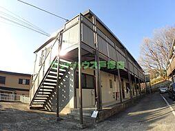 シティハイムファミールA棟[1階]の外観