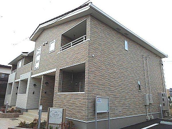 パルティール 2階の賃貸【愛知県 / 小牧市】