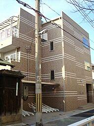 サンライトあべの阪南[2階]の外観