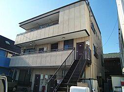 神奈川県茅ヶ崎市東海岸南1丁目の賃貸アパートの外観