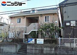 タウニー竜美東[1階]の外観