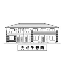 岡山県岡山市東区松新町の賃貸アパートの外観
