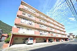 大窄ビル[4階]の外観