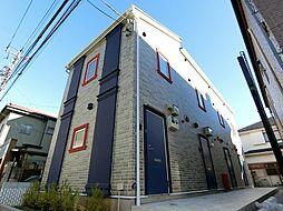 ハーミットクラブハウス上野毛[102号室]の外観