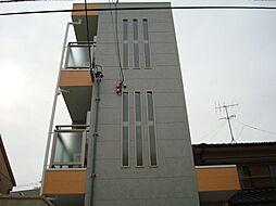 アムール青柳[1階]の外観