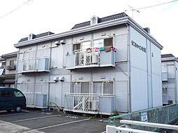 サンシャイン中川A・B[2階]の外観