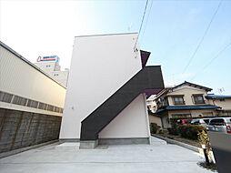 愛知県名古屋市西区名西1丁目の賃貸アパートの外観