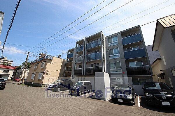 北海道札幌市白石区東札幌二条6丁目の賃貸マンション