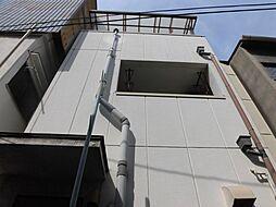 川北マンション[3階]の外観