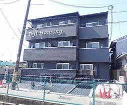 京都府京都市右京区西京極南衣手町の賃貸マンションの外観