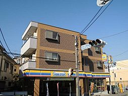 神奈川県川崎市麻生区高石1丁目の賃貸マンションの外観