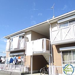 カーサKI[2階]の外観