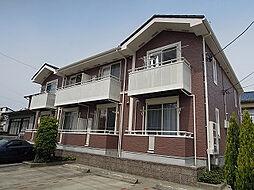 愛知県名古屋市守山区八剣2の賃貸アパートの外観