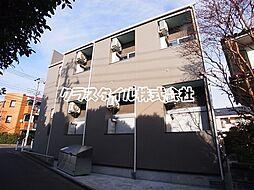 サヴォイ東林間[1階]の外観