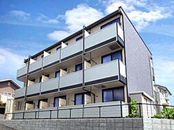 千葉県船橋市田喜野井5丁目の賃貸マンションの外観