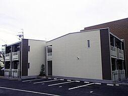 大阪府大阪市東淀川区南江口3丁目の賃貸アパートの外観