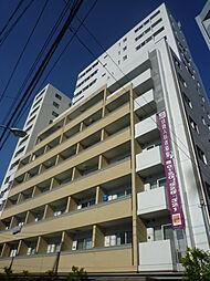 東京都港区赤坂7丁目の賃貸マンションの外観
