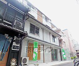 京都府京都市下京区和泉町の賃貸マンションの外観