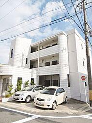 愛知県名古屋市千種区日和町3丁目の賃貸マンションの外観