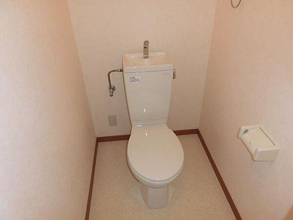 サンパティーク・Sのトイレ