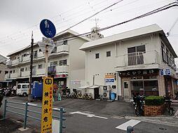 岩井マンションの外観