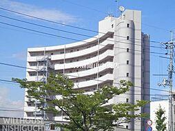 岡山県岡山市北区富田丁目なしの賃貸マンションの外観