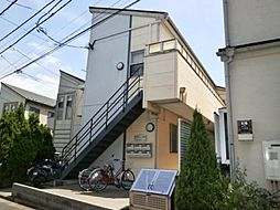 T・Park's KITANO[203号室]の外観