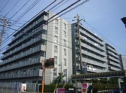 埼玉県三郷市早稲田3丁目の賃貸マンションの外観