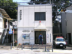 ハーミットクラブハウス六角橋IIIA棟(仮)[1階]の外観