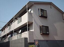 東京都練馬区高野台2丁目の賃貸アパートの外観