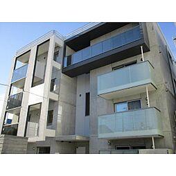 北海道札幌市中央区北六条西21丁目の賃貸マンションの外観