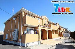 サニーカーサI[1階]の外観