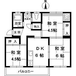朝霧駅 4.5万円