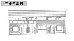 Lien Kurinoki B[203号室]の外観