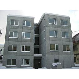 エクセレンス白石[1階]の外観