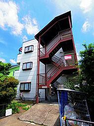 東京都小平市上水本町4の賃貸マンションの外観