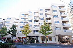 京福修学院マンション[4階]の外観