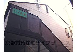 セーズ松原[1階]の外観