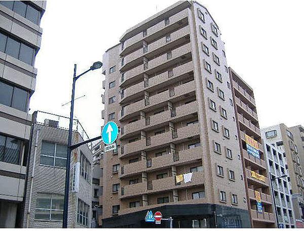広島県広島市中区東平塚町の賃貸マンション