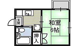 妙音通駅 2.1万円