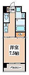 グランドゥーエ永和駅前[3階]の間取り