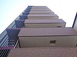 クイーンライフ東今里[3階]の外観