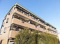 総武マンション[4階]の外観