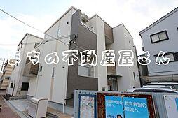 Loft清水[1階]の外観