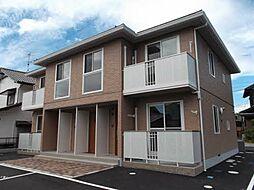 山口県下関市一の宮本町2丁目の賃貸アパートの外観