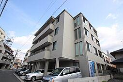 広島県広島市西区大宮2丁目の賃貸マンションの外観