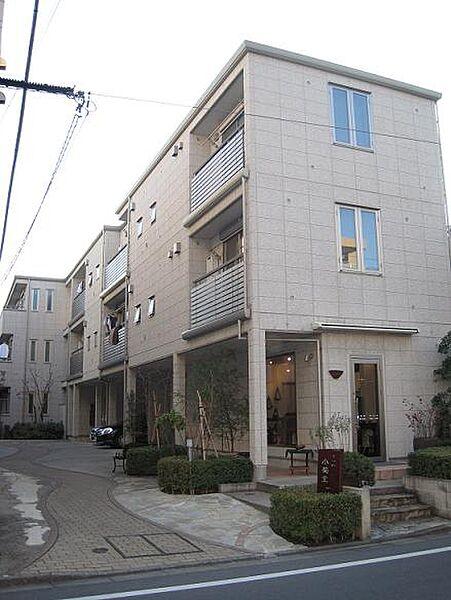 神奈川県川崎市中原区今井西町の賃貸マンション
