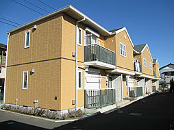 TAMURA弐番館[1階]の外観