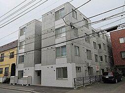 アール栄通[1階]の外観